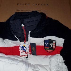 Polo Ralph Lauren Hybrid Jacket Stadium